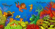 Let's Explore a Coral Reef