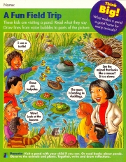 Pond Field Trip